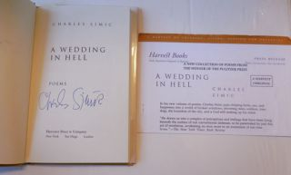 A Wedding In Hell (Signed Review Copy)