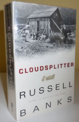 Cloudsplitter (Advance Reading Copy). Russell Banks