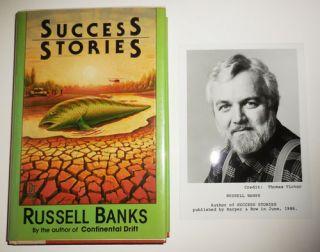 Success Stories. Russell Banks