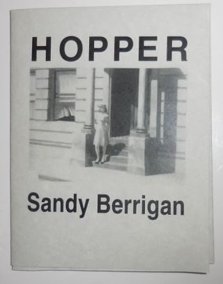Hopper (Signed). Sandy Berrigan