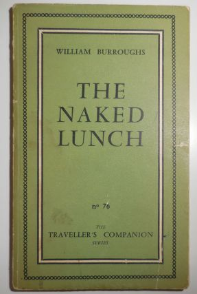 Naked Lunch. William Beats - Burroughs