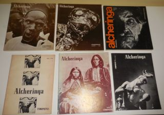 Alcheringa Ethnopoetics (Complete Set of 13 Magazines). Charles Olson Gary Snyder, Anselm Hollo,...
