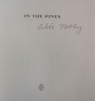 In The Pines (Signed)