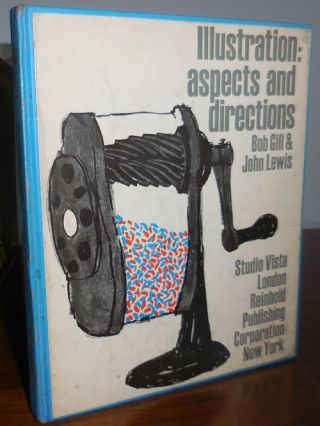 Illustration: Aspects and Directions. Bob Gill, John Lewis