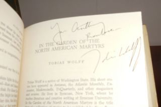 Prize Stories 1981 The O'Henry Awards (Signed by Joyce Carol Oates, Cynthia Ozick, Paul Theroux and Inscribed by Tobias Wolff)